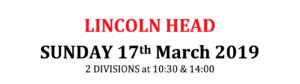 Lincoln Head 2019 @ Lincoln Rowing Centre