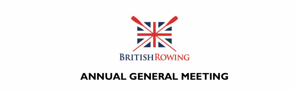 British Rowing 2019 AGM Minutes