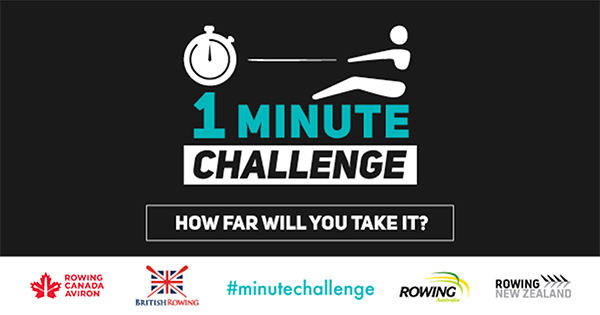 Four Nation Indoor Rowing Challenge