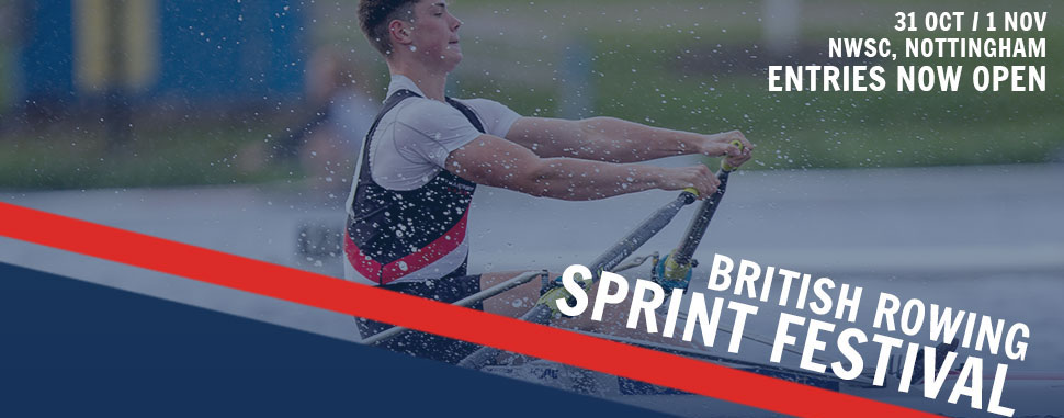 British Rowing Sprint Festival – Cancelled